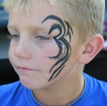 Tribal Face Paint